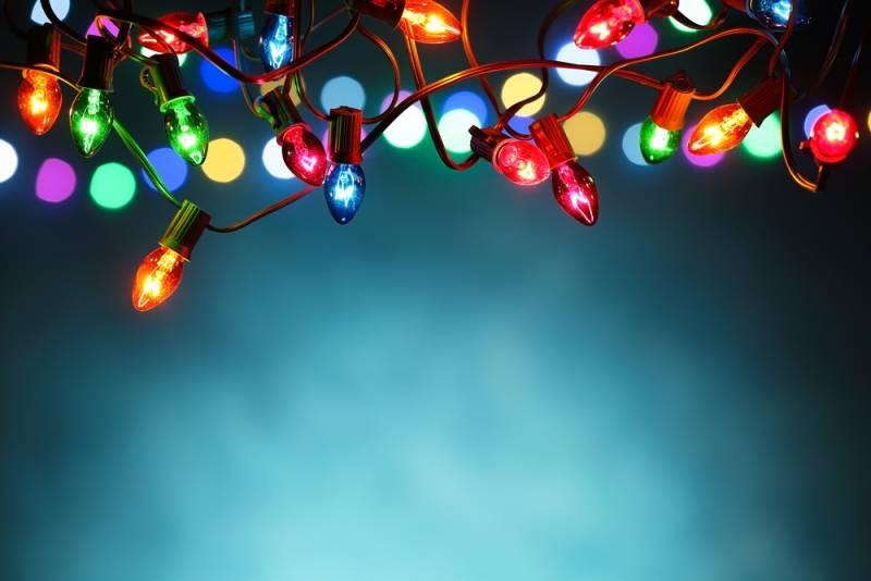 Christmas Lights Background.Wallington Christmas Light Switch On Carpenter And Co
