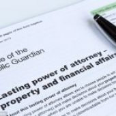 New information if you have a Lasting Power of Attorney!