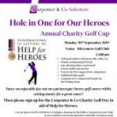 Charity Golf 2019